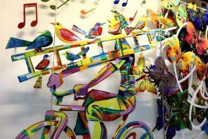 آیا در مورد فضای فرهنگی و هنری مترو شهر شنزن نظری دارید؟(ویژه طراحان)